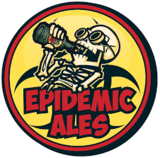 Epidemic Ales Zombrew IPA beer
