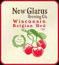 New Glarus Belgian Red beer