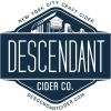 Descendant Ginger beer Label Full Size