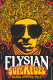 Elysian Superfuzz Blood Orange beer