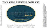 Tuckahoe Dennis Creek Pale Ale Beer