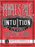Intuition People's Pale Ale beer