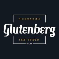 Glutenberg Gose beer Label Full Size