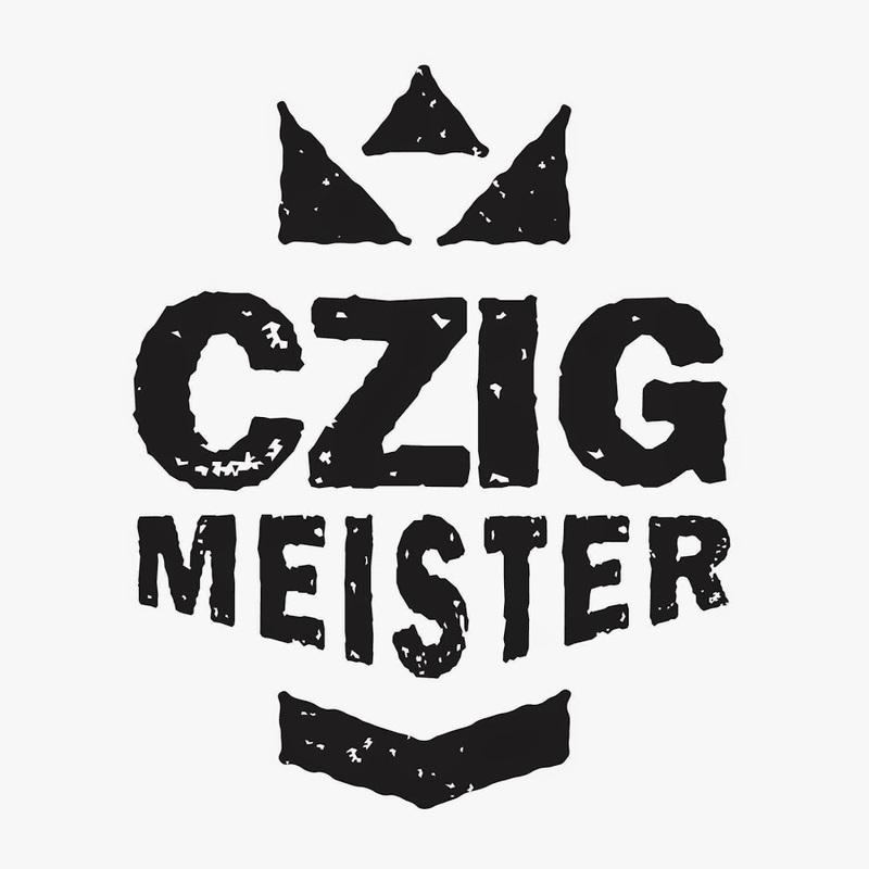 Czig Meister Huntsman Kolsch beer Label Full Size