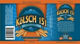 Blue Mountain Kolsch 151 Beer