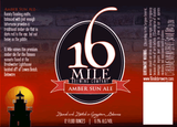 16 Mile Amber Sun Ale Beer
