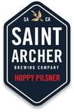 Saint Archer Hoppy Pils beer