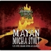 Odd Side Mayan Mocha beer Label Full Size