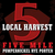 Mini ipswich local harvest five mile pumpernickel rye porter