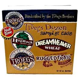 Troegs Variety Pack beer Label Full Size