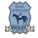Blue Stallion Ya Damn Skippy beer