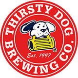 Thirsty Dog Bourbon Barrel Maple Stout beer