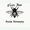 Plan Bee Bartlett beer Label Full Size