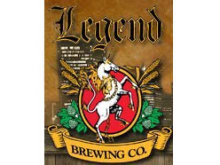 Legend Maibock beer Label Full Size