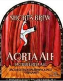 Short's Aorta Double Red Ale beer