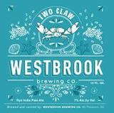 Westbrook Two Claw Rye IPA Beer