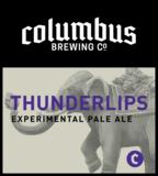 Columbus Thunderlips beer