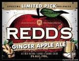 Redd's Apple Ginger Ale beer
