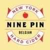Nine Pin Hopped Belgian beer