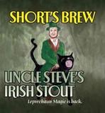 Short's Uncle Steve's Irish Stout Beer