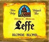 Abbey De Leffe Blonde beer