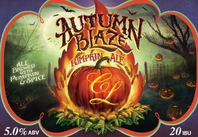 Captain Lawrence Autumn Blaze Pumpkin Ale - Where to Buy Near Me - BeerMenus