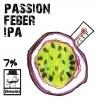 Brewski Passion Feber IPA Beer