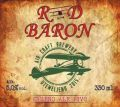Air Craft Red Baron beer