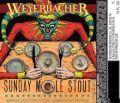 Weyerbacher Sunday Mole Stout Beer