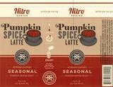 Breckenridge Nitro Pumpkin Spice Latte Beer