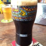 Flying Monkeys Death By Coconut Stout Beer