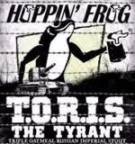 Hoppin' Frog T.O.R.I.S. The Tyrant Beer