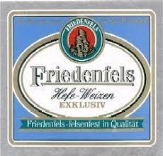 Friedenfelser Hefe-Weizen beer Label Full Size