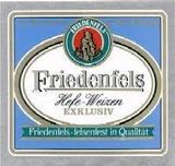 Friedenfelser Hefe-Weizen beer