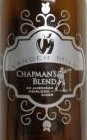 Vander Mill Chapman's Blend beer