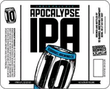 10 Barrel Apocalypse IPA Beer