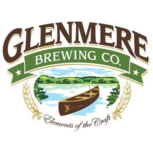 Glenmere Helles Bock beer Label Full Size