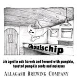 Allagash Ghoulschip beer