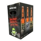 Knee Deep Sampler Pack Beer