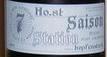 Hopfenstark Saison Station 7 Beer