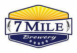 7 Mile Brewery Red White and Bru (Tart Cherry) beer