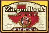 ZiegenBock Amber beer