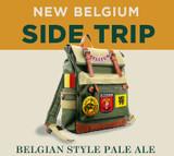 New Belgium Side Trip beer