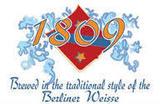 1809 Berliner Weisse Beer