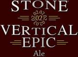 Stone 02.02.02 Vertical Epic Ale beer