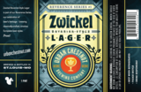 Urban Chestnut Reverence Series # 1 - Zwickel Lager Beer
