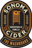 Sonoma The Anvil Bourbon Barrel Aged Cider Beer