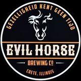 Evil Horse Leaping Bull Hefeweizen beer
