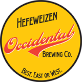 Occidental Hefeweizen Beer