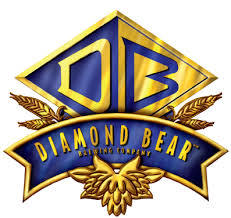 Diamond Bear Southern Blonde beer Label Full Size